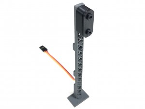 Train Signal Mast with LEDs