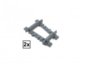Pass-Through Connector R40, 2 pieces